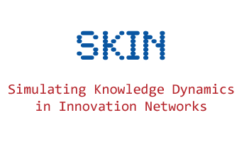SKIN - Simulating Knowledge Dynamics in Innovation Networks
